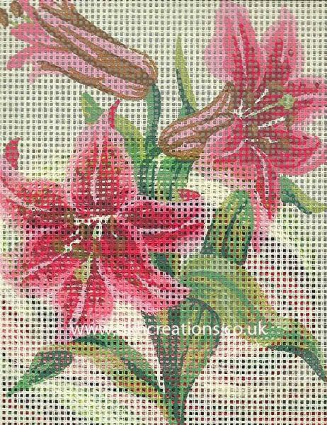 Lillies Tapestry Kit